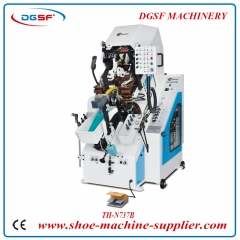 7 Pincers Hydraulic Automatic Toe Lasting Machine N737B